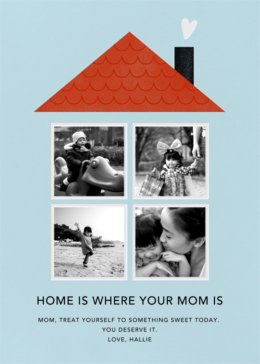 Great Mother's Day ecards: At Home at Paperless Post