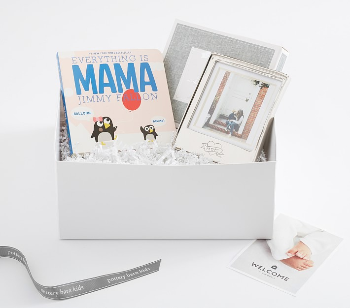 Special Mother's Day gifts from the kids:A new mom gift set from PBK | Mother's Day Gift Guide