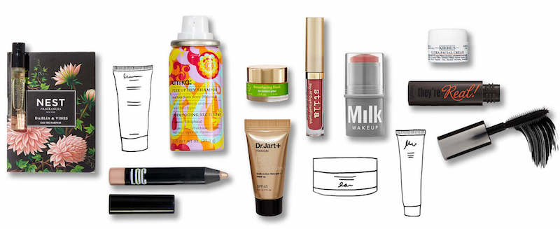 Subscription gift ideas for moms: Birchbox beauty boxes are luxe yet affordable.
