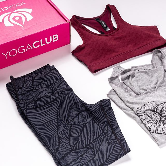 Subscription gifts for moms: YogaClub for the mom who lives in yoga pants
