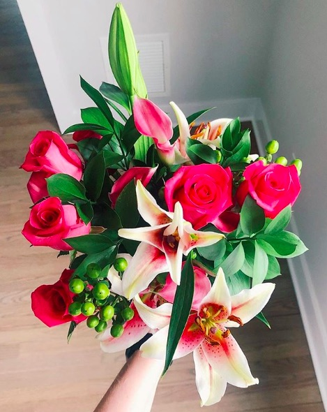 Send grandma flowers for Mother's Day from The Bouqs, a long-time CMP favorite