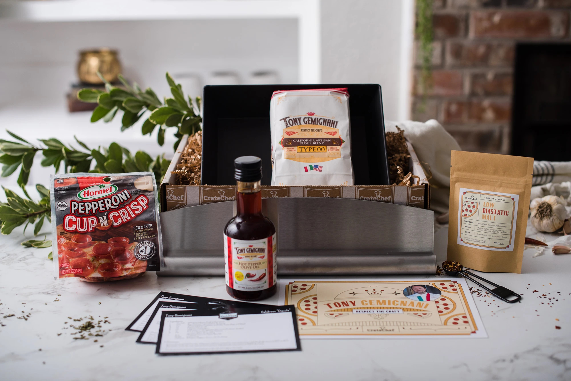 Cool Subscription Boxes for Dad: CrateChef