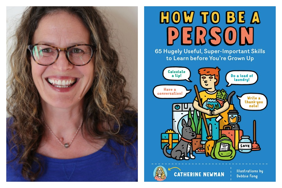 How to Be a Person (aka how to raise responsible, independent kids), with author Catherine Newman | Spawned Episode 201
