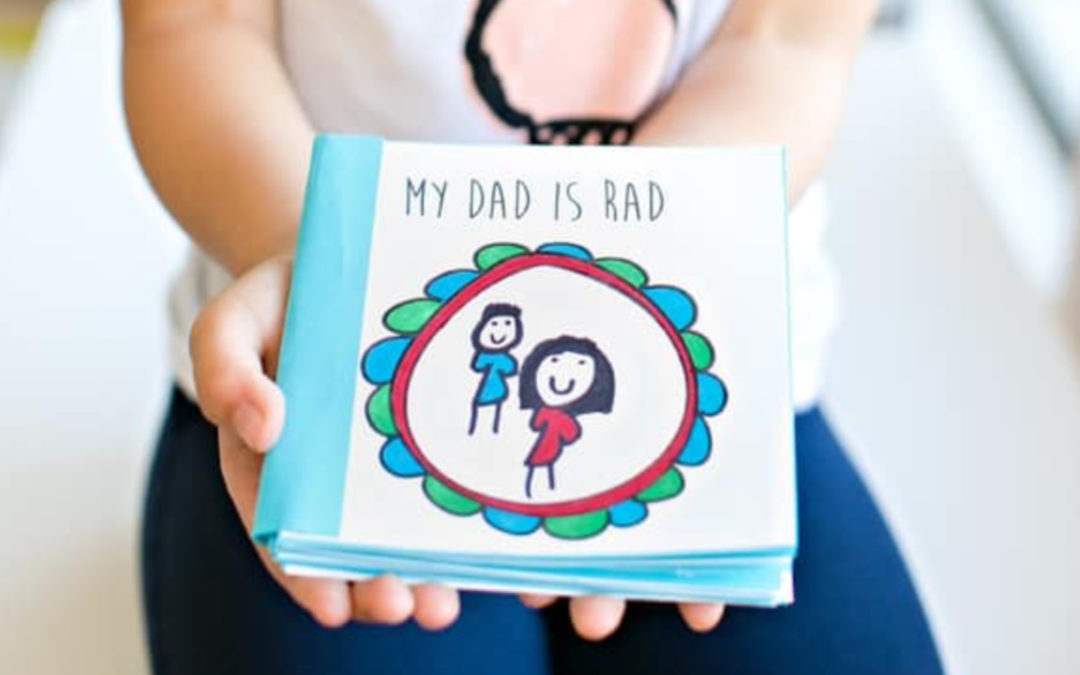 8 homemade Father's Day cards from the kids. Keep tissues nearby. | Father's Day Gifts 2020