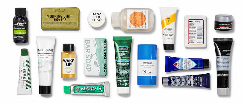 Cool subscription gifts for men: A Birchbox Grooming subscription is a great, affordable gift for guys.