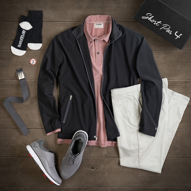Cool subscription gifts for men: For the avid golfer, new gear and apparel each month from Short Par 4 is a great gift.
