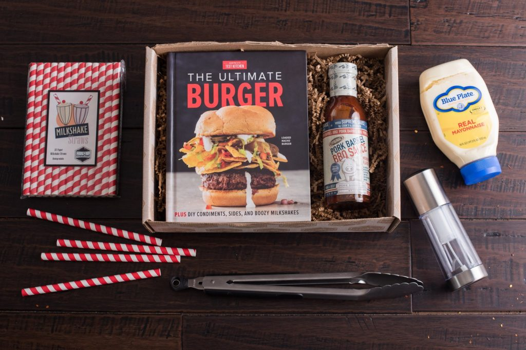 Best subscription boxes for men: CrateChef is curated each month by top chefs and cookbook authors, perfect for the dad who loves to cook