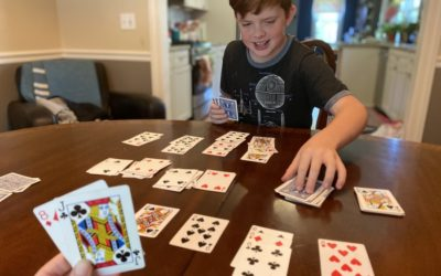 These are the 5 fun card games for kids that our family is loving right now. Ready to change things up?