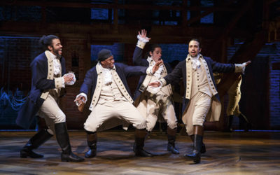 The long-awaited Hamilton film is coming this summer to Disney Plus! Here's how to watch.