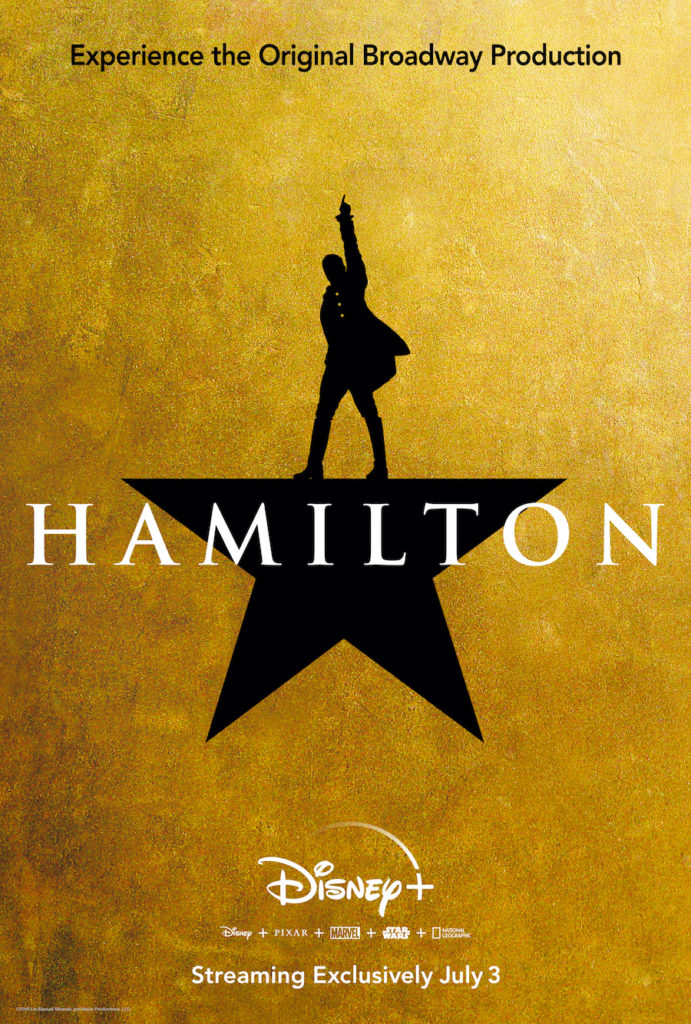 hamilton disney plus - photo #1