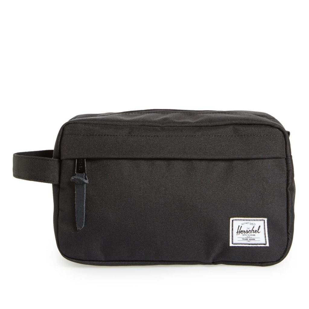 Cool Father's Day gifts under $20:  Herschel supply Dopp kit on sale