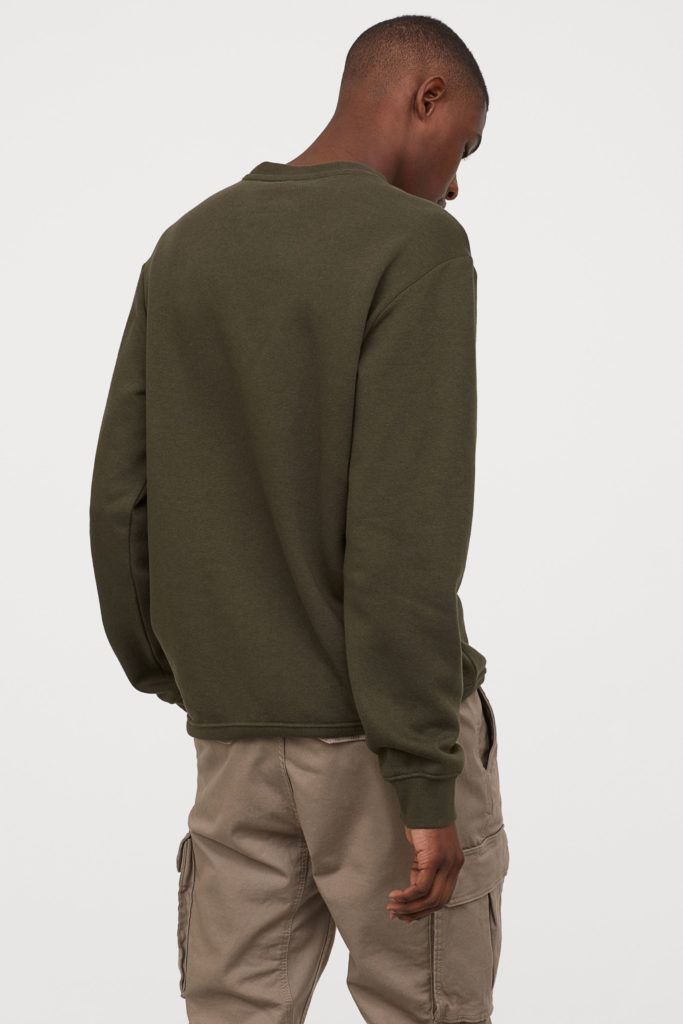 Cool gifts under $20 for Father's Day: Cozy sweatshirt from H&M