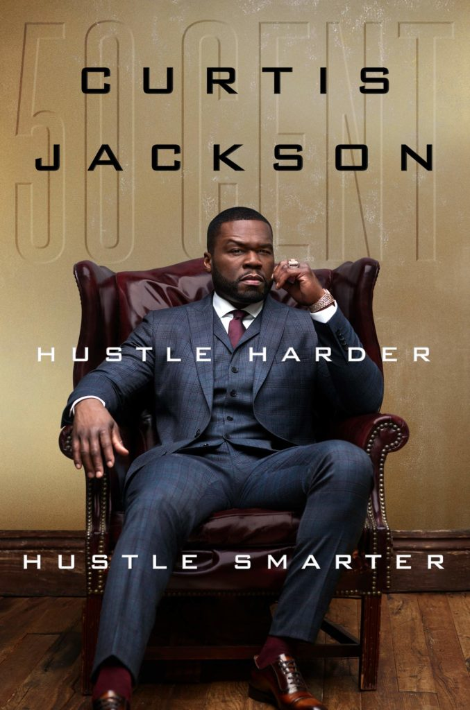 Cool Father's Day gifts under $20: Hustle Harder: The 50 Cent Biography