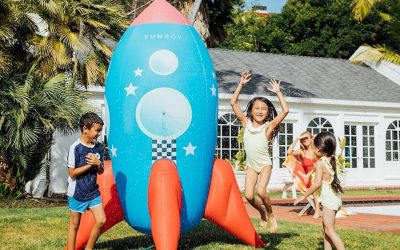 10 of the coolest backyard water toys we've found, to help kids beat the heat this summer