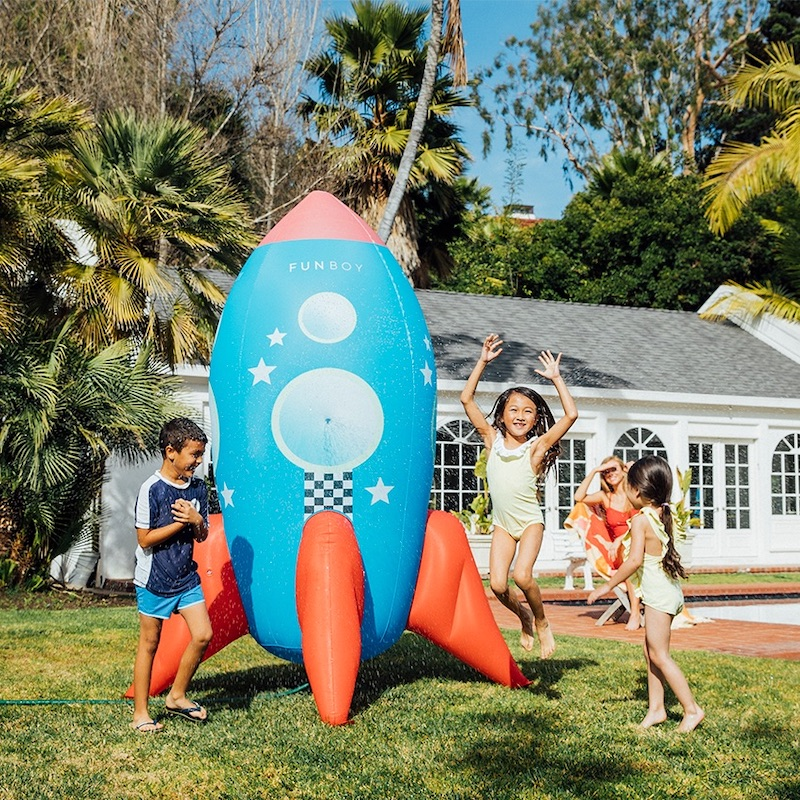 10 Of The Coolest Backyard Water Toys We Ve Found To Help Kids Beat The Heat This Summer Cool Mom Picks