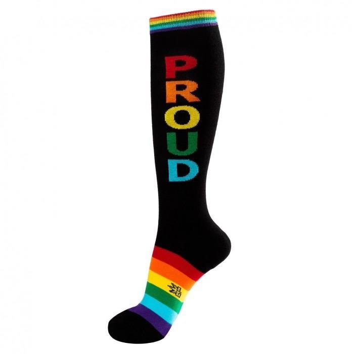 Cool Father's Day gifts under $20:  Pride socks