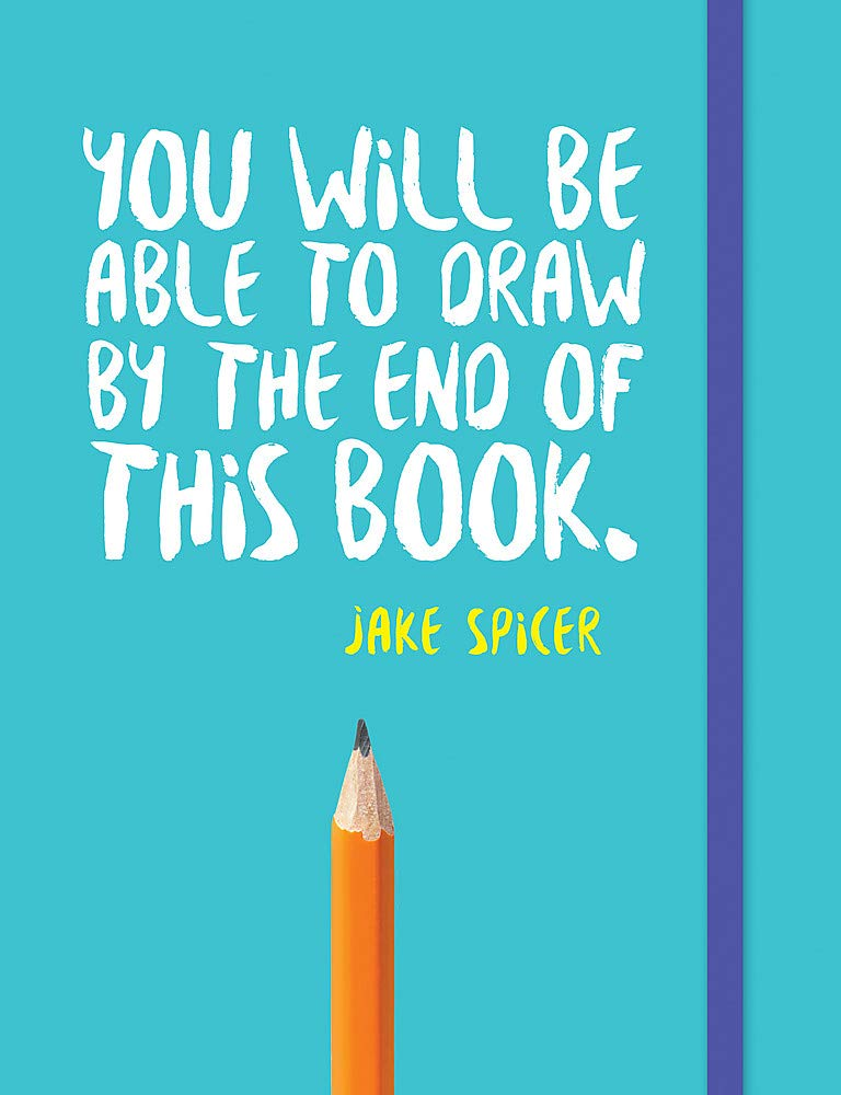 Cool pick of the week: You Will Be Able to Draw By the End of This Book is great for indoor fun right now