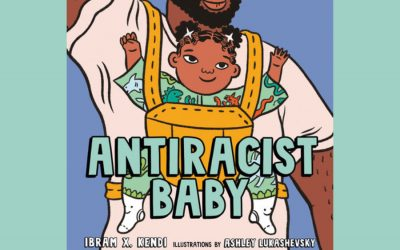 The antiracist baby board book everyone's talking about right now