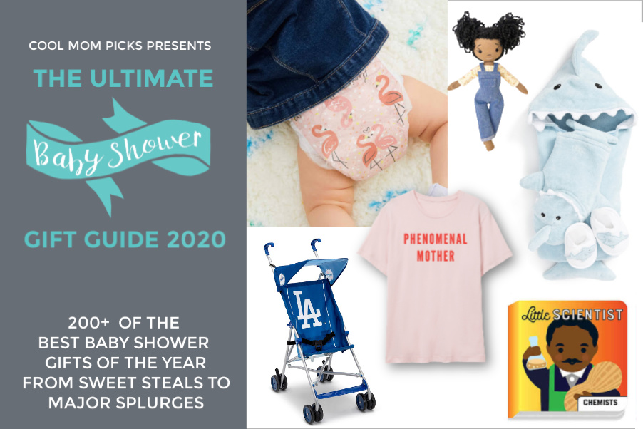 Baby Shower Gift Guide 2020