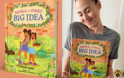 Meena Harris on the importance of diversity in children's books, and raising kids who care | Spawned Ep 204
