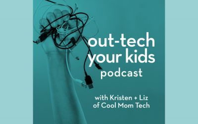 Out-Tech Your Kids: Our new tech-positive podcast for parenting in the digital age