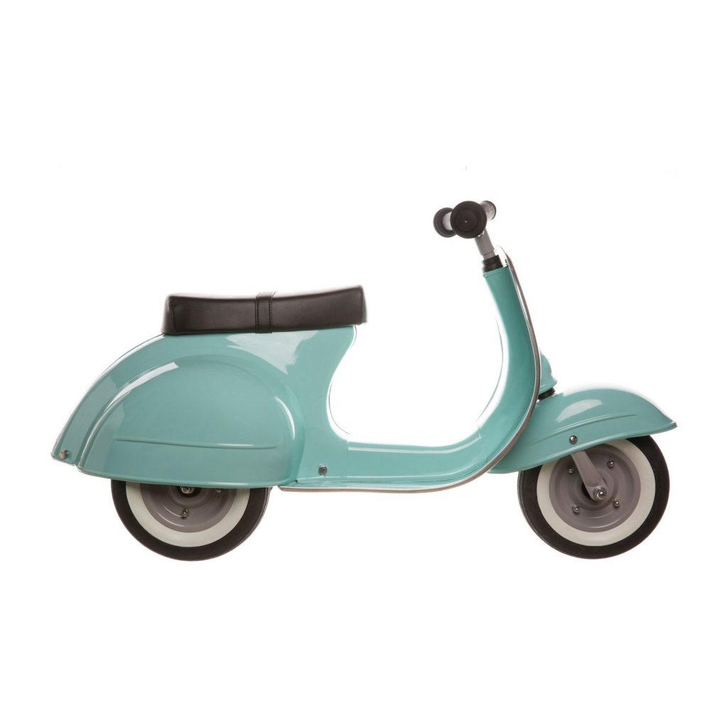 Primo Ride-on Toy Classic in Mint: Best baby shower gift splurges