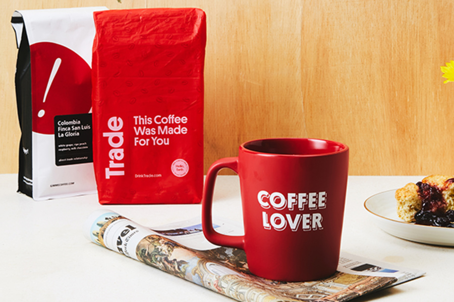 Trade coffee subscription, now for decaf lovers