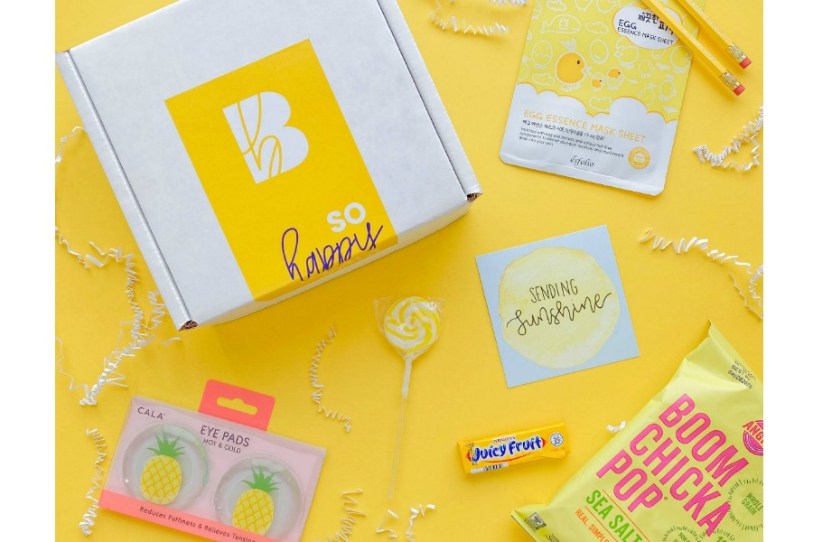 For just $15, you can send little boxes of joy to the people you're missing
