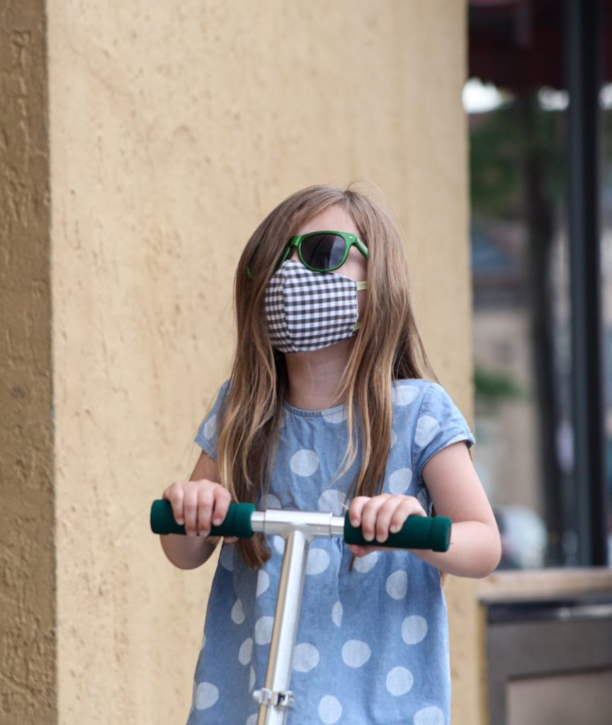 Convincing people to wear masks in public: 10 science-based arguments