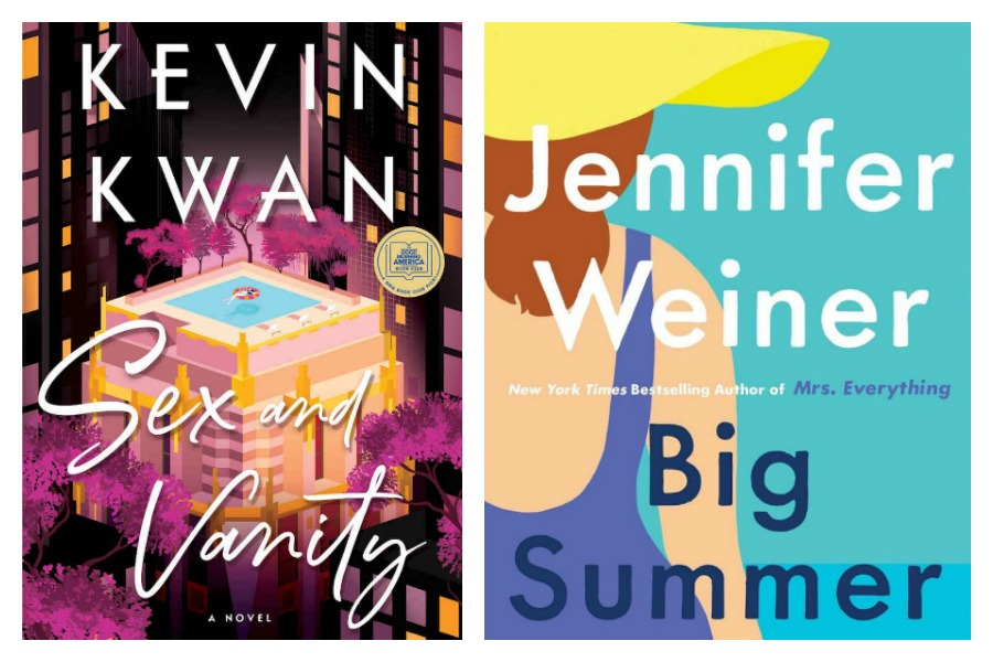 4 funny novels for summer giving us the comic relief we desperately need right now