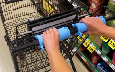 HandlePop: Because we don't want to touch those supermarket cart handles much either.