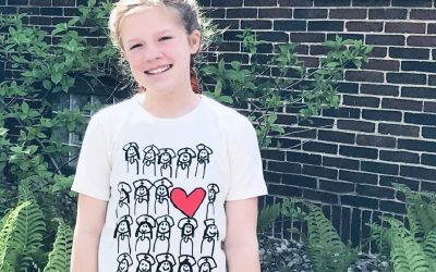 A tee that celebrates nurses and supports a great cause? We're not crying… (yes we are)