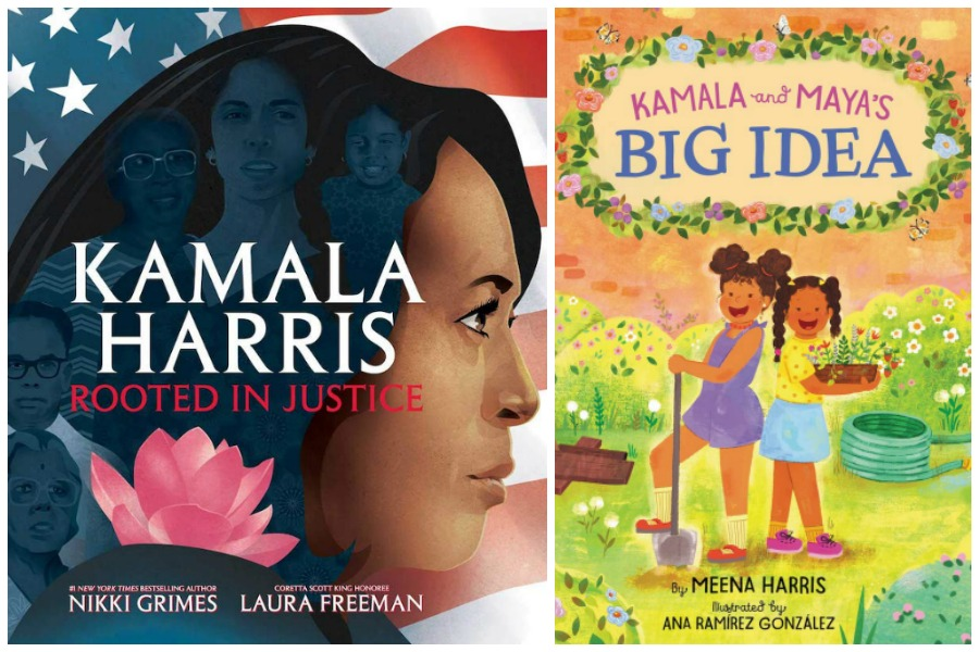 These 3 great children's books help introduce your kids to Kamala Harris
