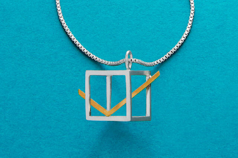 7 favorite pieces of political jewelry that support voting rights organizations