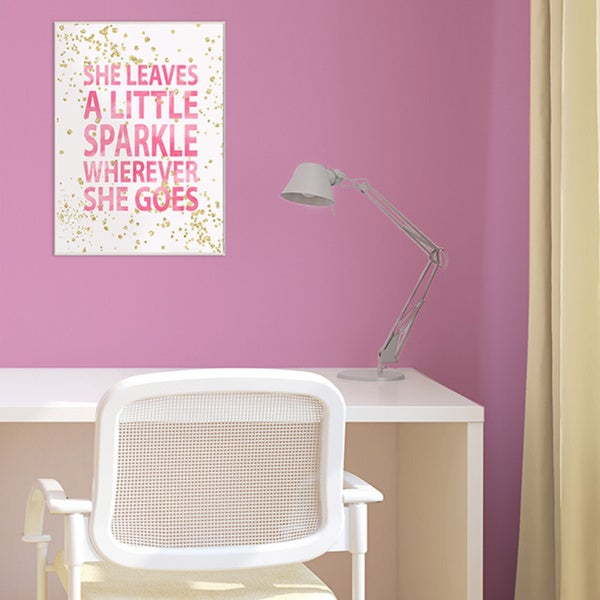 Wall art for kids' workspaces at Overstock (sponsor)