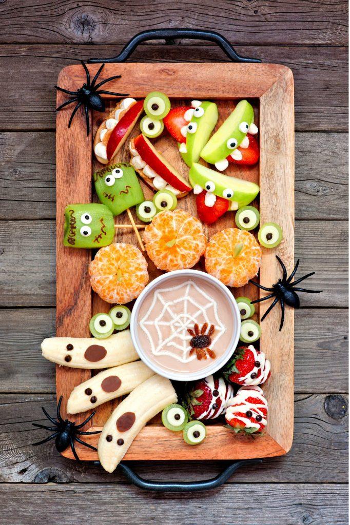 Trick or treat alternatives: Make alllll the crazy Halloween treats!