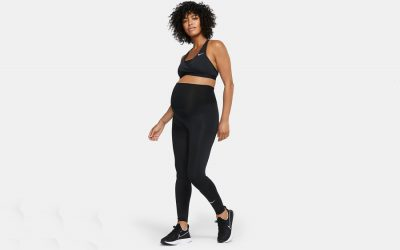 Nike's new maternity collection is made for mamas of all shapes and sizes.