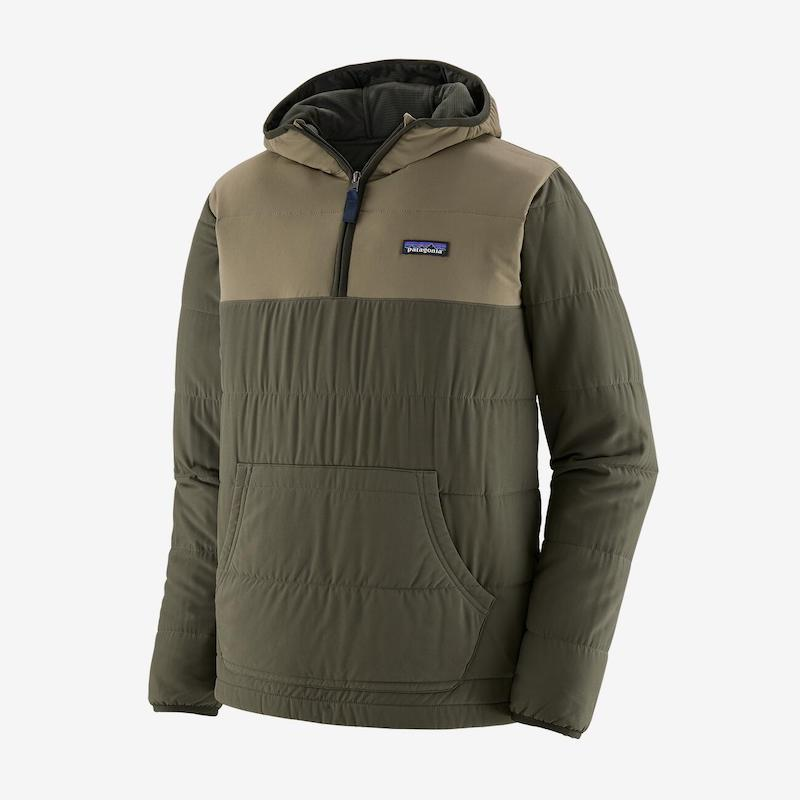 Patagonia coats for the whole family: A jacket that feels like a sweatshirt for teen guys.