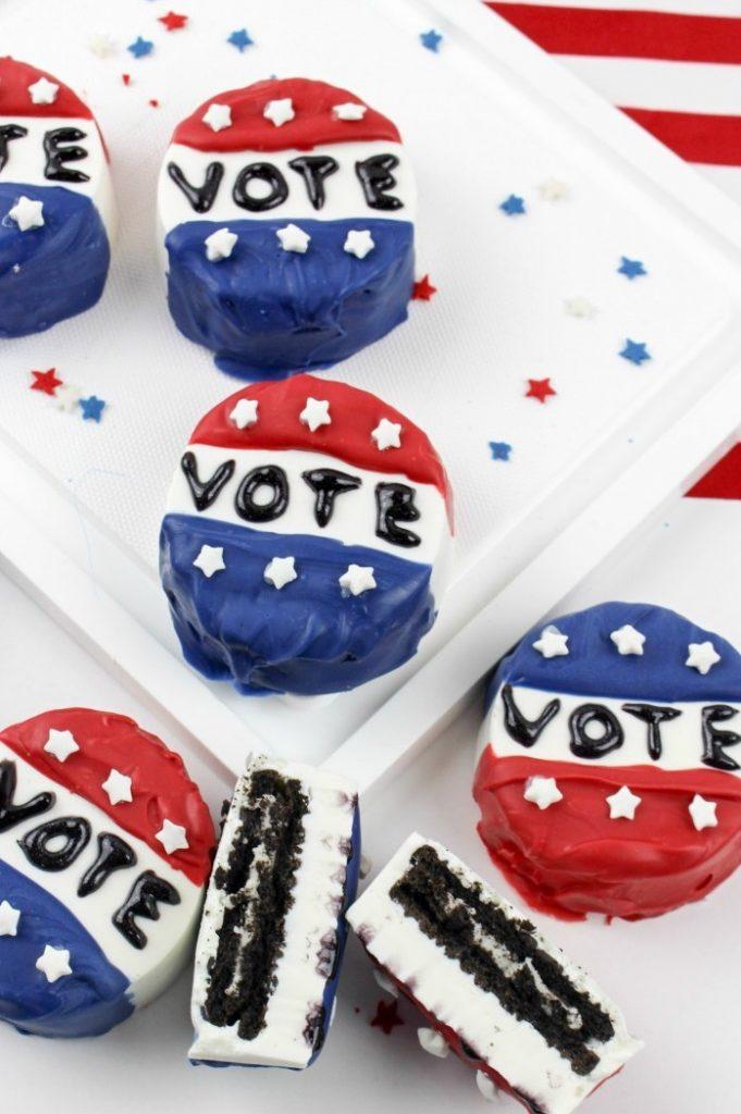 DIY-vote-cookies-for-kids-Finding-Debra