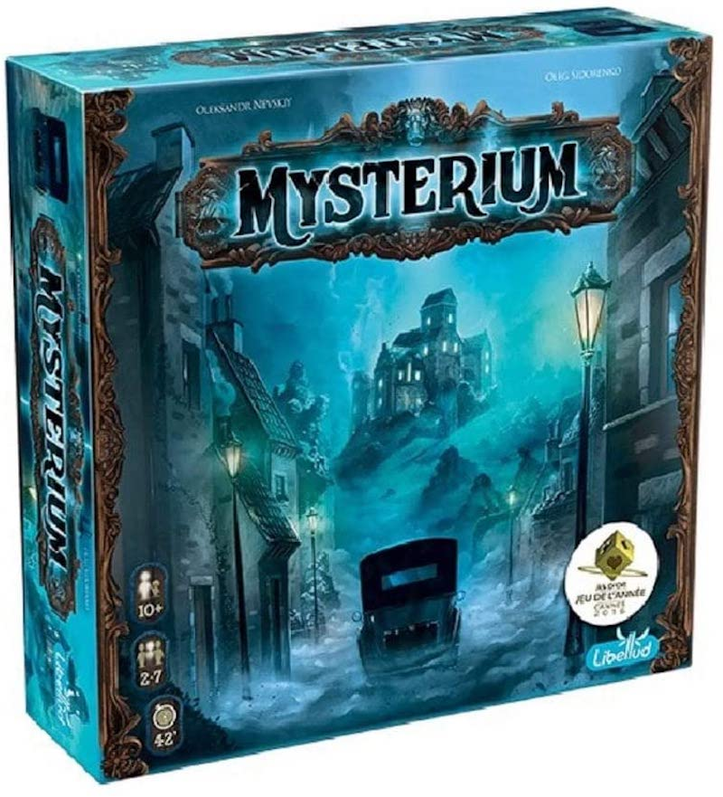 Fun Halloween board games: Enter the mysterious world of the undead in Mysterium