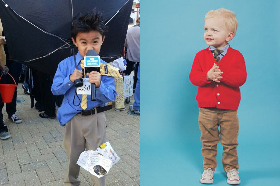 100+ easy Halloween costume ideas for kids and parents. Because it's all last-minute these days!