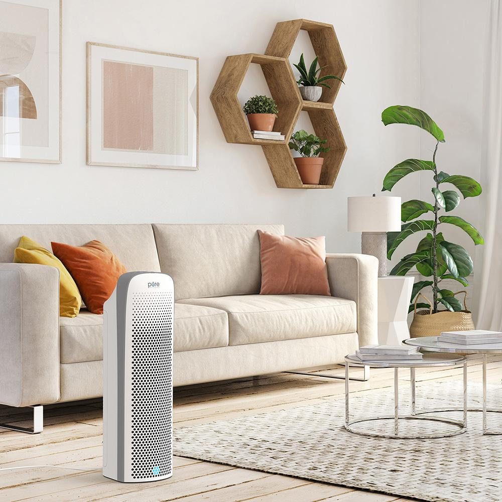 PureZone's HEPA filter air purifier is a great purchase before winter starts, but hurry while you can get one!