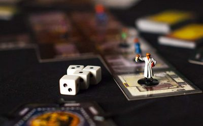 9 creepy, spooky, and scary board games for Halloween. IF YOU DARE.