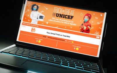 How to trick or treat for UNICEF virtually this year