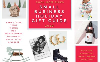 Presenting our 100% entirely Small Business Holiday Gift Guide 2020: See our top 10 gifts for everyone on your list