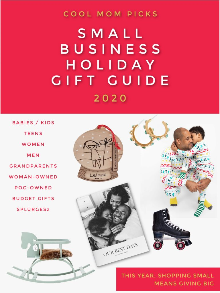 Best gifts from small businesses in 2020: Holiday Gift Guide | Cool Mom Picks