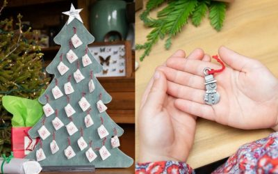 This truly special keepsake Advent calendar helps you countdown in a year like no other.