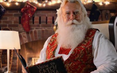 "How to ""meet"" Santa this Christmas during COVID: 5 fun, safe ideas to get kids in front of the big guy."