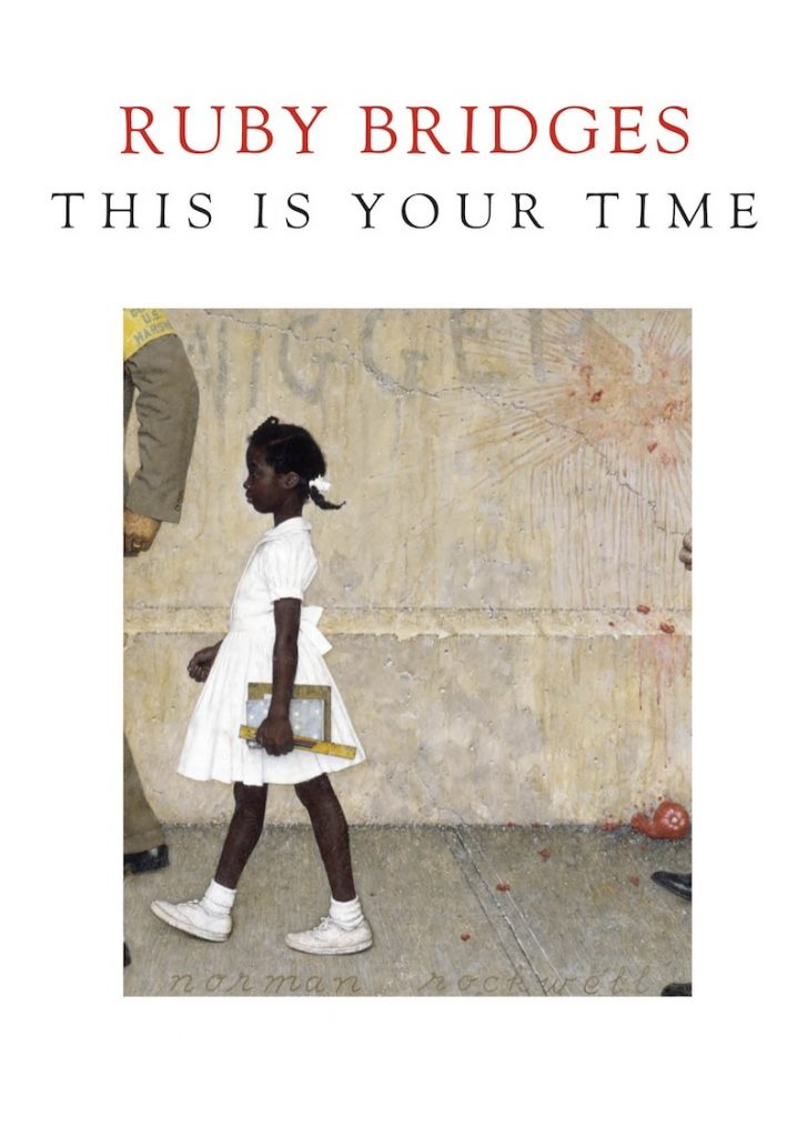Black women activist books: This is Your Time by Ruby Bridges