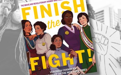 5 fabulous new books about Black women leaders and activists, all written by Black women.